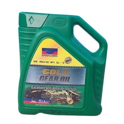 4 Ltr Gold Gear Oil