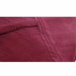 Red Cotton Velvet Fine Fabric