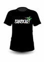 Black Sanskari T-shirt For Both Him And Her