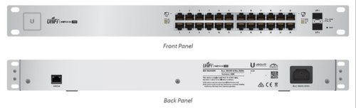 Ubiquiti - Ubiquiti EdgeSwitch 8-Port Managed PoE Gigabit Switch