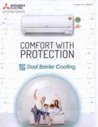1.25 Tr 5 Star Inverter Mitsubishi Electric Air Conditioner GN Series