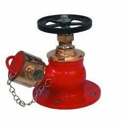 2.5 Inch Gunmetal Fire Hydrant Valve