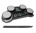 Alesis Compactkit4 4-pad Portable Tabletop Drum Kit