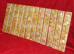 Beautiful Mother of Pearl Tile