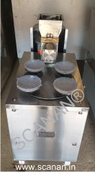 Four Plate Idiyappam Making Machine