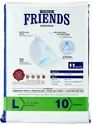 Friends Underpads Premium Large Size ( 10 Count Per Pack)