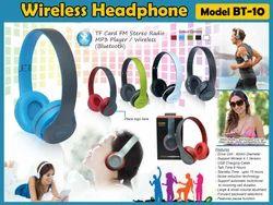 Wireless Headphone BT-10