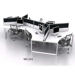 WS-101 Office Workstation Furniture