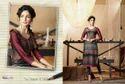 Printed Georgette Designer Kurti