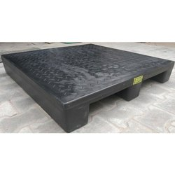Black Antistatic Plastic Pallets