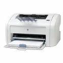 1018 HP Laser Printer Black