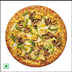 Deluxe Veggie Pizza