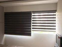 PVC Plain Dual Blinds