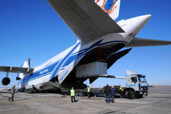 Export Freight Forwarding Service