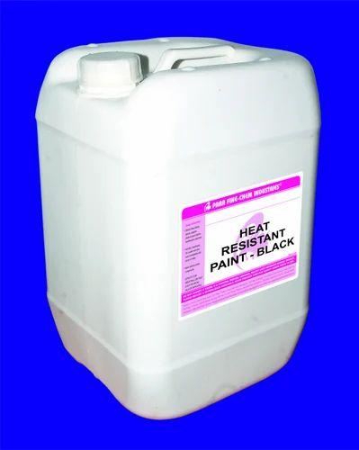 Para Fine - Heat Resistant Black Paint