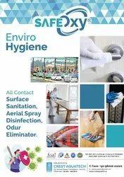 Vegetable Wash Disinfectant