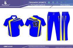 Cricket Club Uniforms