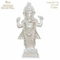 GA11A Fiberglass Ganesha Sculpture