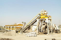 Sana Diamond Concrete Batching Mixing Plant, Capacity: 30 Cu.m/Hr