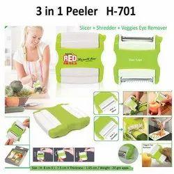 3 in 1 Peeler H -701