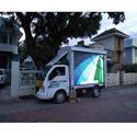 Mobile Video Van LED Screen