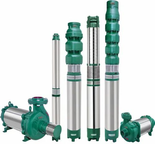 0.5-25 HP 25-1500 feet Borewell Submersible Pump Set, Warranty: 12 months,  For Domestic & Agriculture, Rs 32000 /set | ID: 20207236588