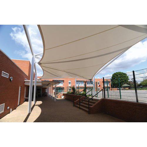 Tensile Structure Canopy  sc 1 st  IndiaMART & Tensile Structure Canopy at Rs 160 /square feet | Tensile Canopy ...