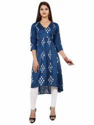 Shantoon Blue Color Dress