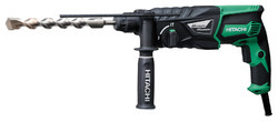 Rotary Hammer Drill Dh26pb  Sds Plus : Hitachi