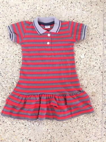 68886a2779 Girls Striped Frock