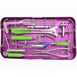Minimally Invasive Surgery Instruments Kit