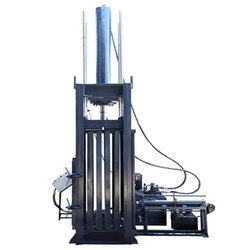 Waste Cloth Baling Press