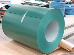 Color Coated Galvanized Coil Profile sheet