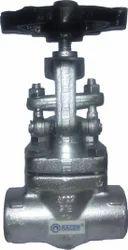 Gurukrupa Engineers Forged Steel Globe Valve, Size: 15 to 50 mm