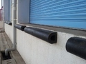 EPDM D Type Dock Bumpers