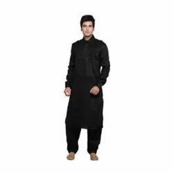 Party Mens Plain Pathani Suit, Size: M-L-XL