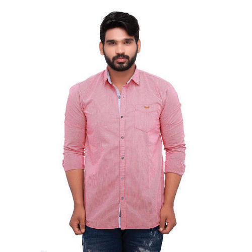 Pink Casual Shirt at Rs 800 /piece | Casual Shirts | ID: 14473514012