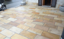 Mint Sandstone Flooring Tiles