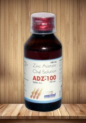 Zinc Acetate 20 Mg Per 5 Ml