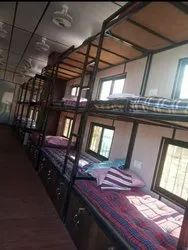 Prefabricated Portable Bunkhouse