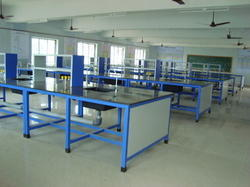 Laboratory Frame Table