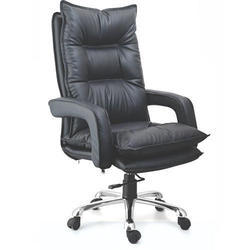 SPS-130 High Back Director Leather Chair