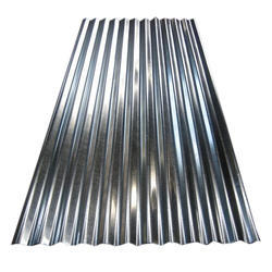 Galvanized Iron Roofing Sheet, Thickness: 0.8 - 2.0 mm