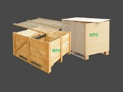 Wooden And Plywood Boxes