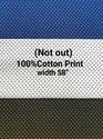 Cotton Shirting Fabric (Notout)