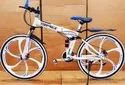 BMW Folding Cycle With Shimano 21 Gears