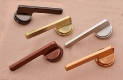 Mortise Handle With Unique Concept