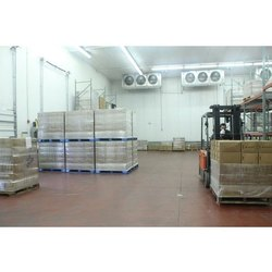 Cold Storage Consultancy Service