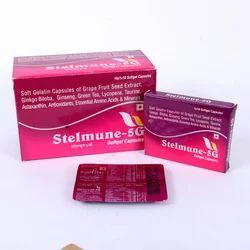 Taruine Astaxanthin, Lycopene, Ginkgo Biloba Extract, Amino Acids Capsules