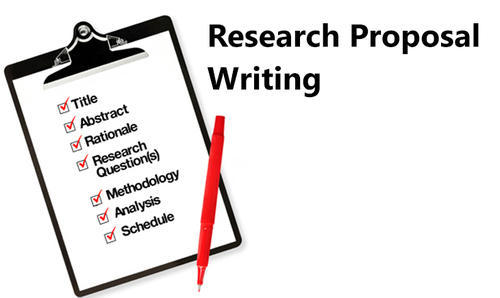 Research Proposal / Synopsis Service